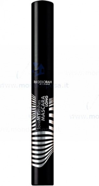 Love My Lashes Mascara Long Black
