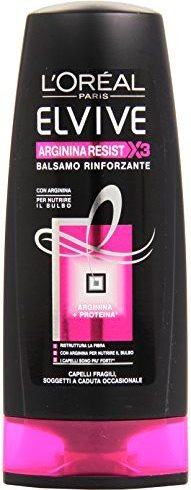 Arginina Resist X3 Balsamo Rinforzante Capelli Fragili 200 ml