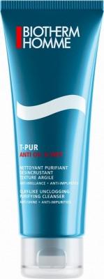 Homme T-Pur Nettoyant - Lozione Detergente 125 ml