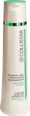 Shampoo-Gel Purificante Equilibrante - Capelli Misti e Grassi 250 ml
