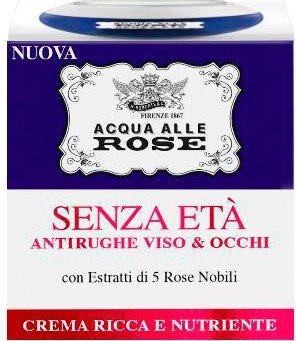 Acqua alle Rose Senza Eta' Antirughe Viso & Occhi 50 ml